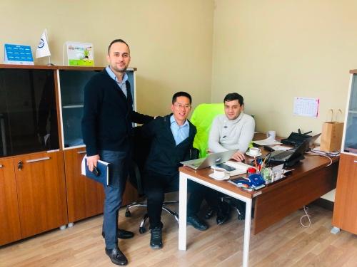 阿塞拜疆西门子变频器现场服务顺利完成