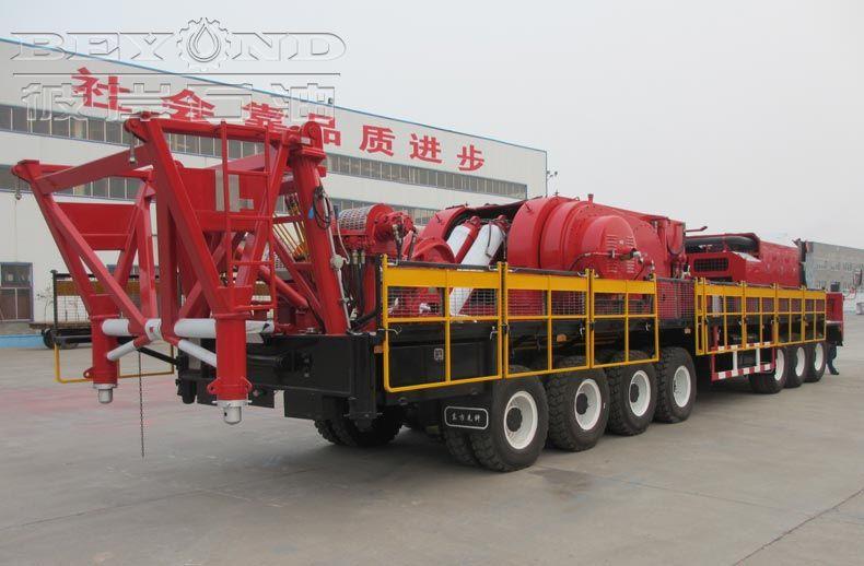 XJ750 车载钻修机