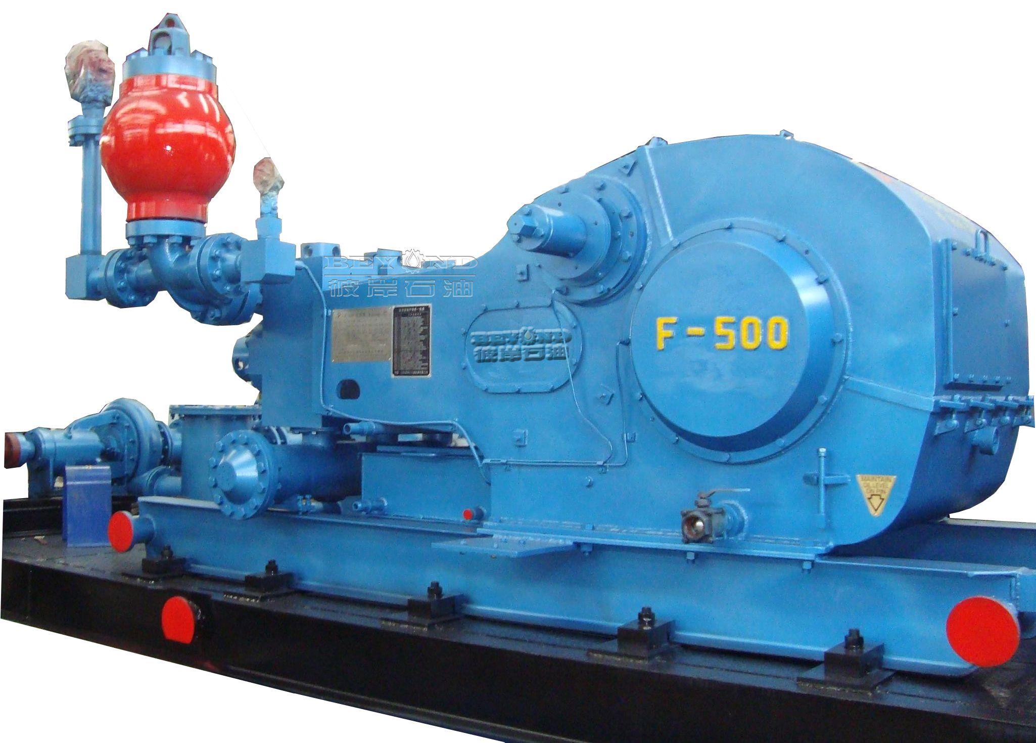 F-500泥浆泵