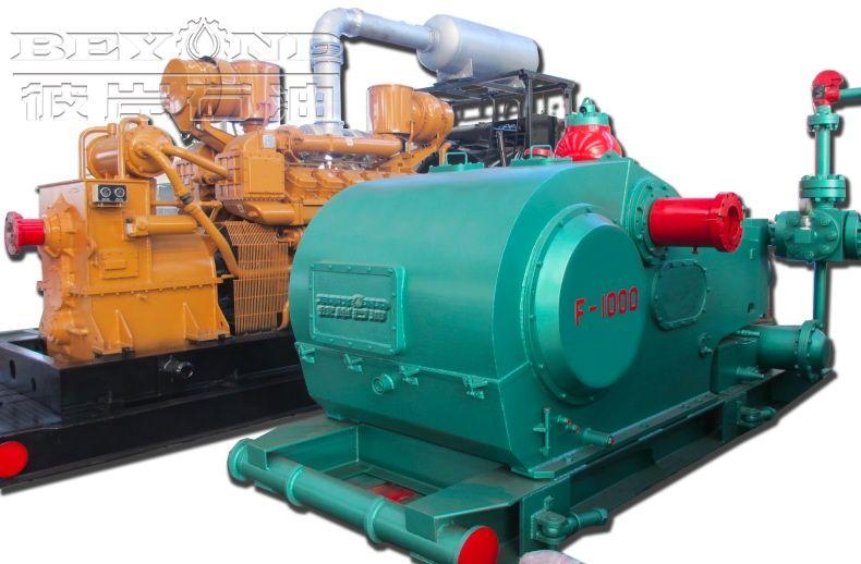 F-1000柴油机单机泵组